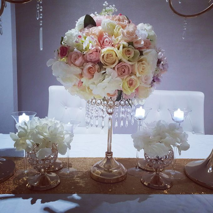 Flower Creations by ROYAL WEDDINGS & EVENTS - 018