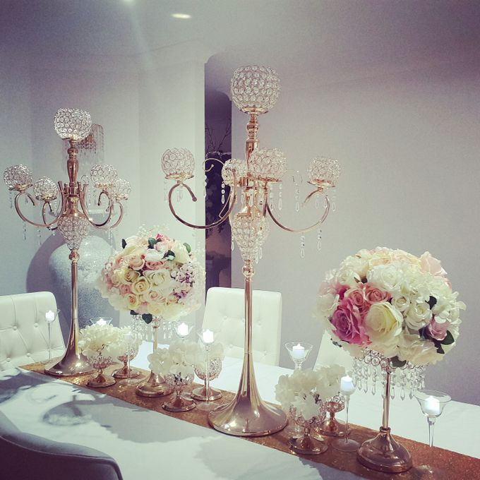 Flower Creations by ROYAL WEDDINGS & EVENTS - 019