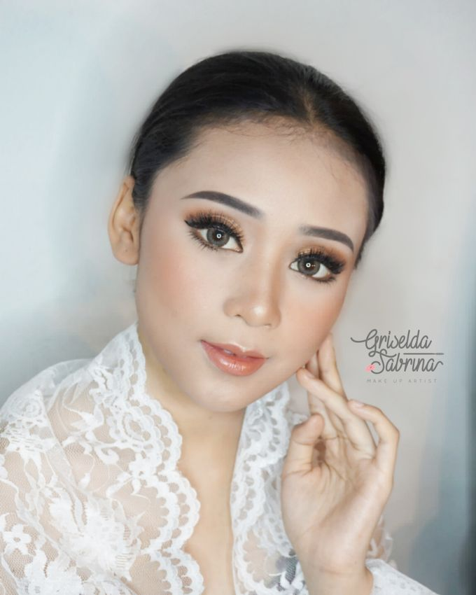 For Ms Nanda and Ms Jess by Griselda Sabrina Makeup Artist - 002