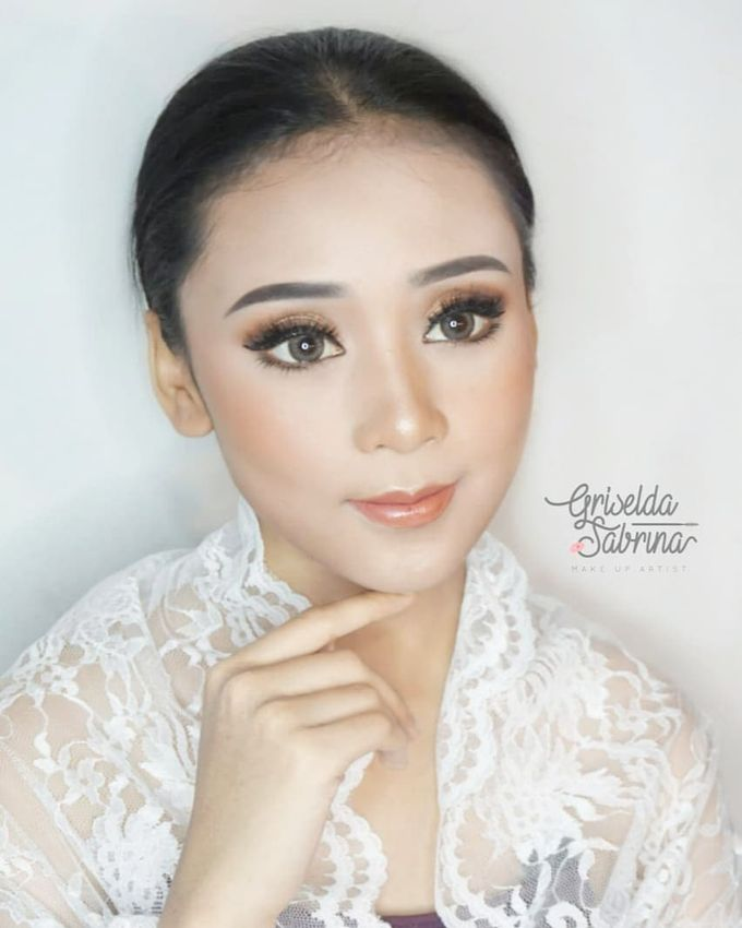 For Ms Nanda and Ms Jess by Griselda Sabrina Makeup Artist - 001