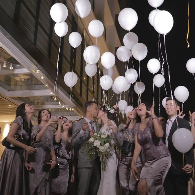 Billy & Rena Wedding 29.04.2017 by Aiveci Organizer - 003