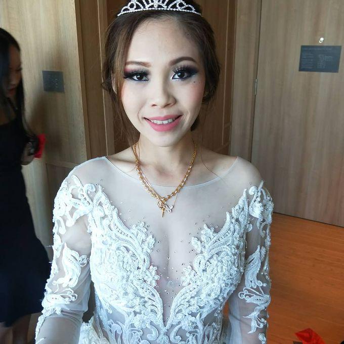 Bridal Make Up And Hairstyles by Amber Liu Make up and Hair  - 004