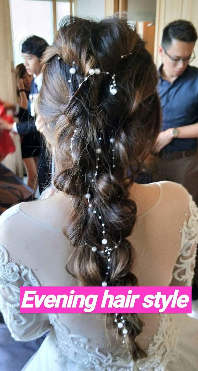 Bridal Make Up And Hairstyles by Amber Liu Make up and Hair  - 007