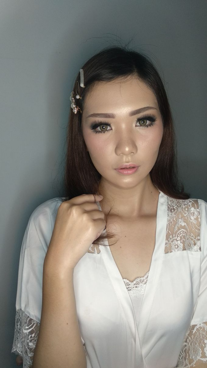 Wedding Makeup by nisarosa_house - 003