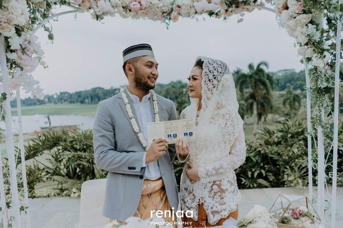 Echa & Adel Wedding 04.10.2018 by Aiveci Organizer - 005