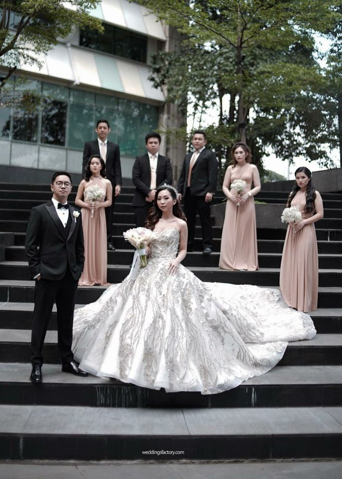 The Wedding Of Kevin & Airin by FIVE Seasons WO - 008