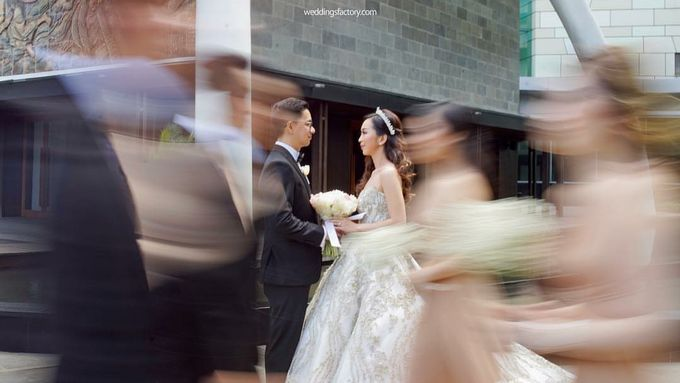 The Wedding Of Kevin & Airin by FIVE Seasons WO - 003