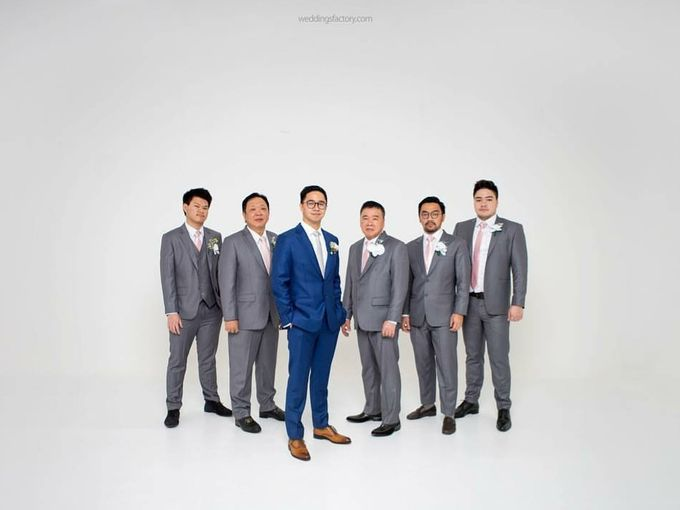 The Wedding Of Kevin & Airin by FIVE Seasons WO - 002