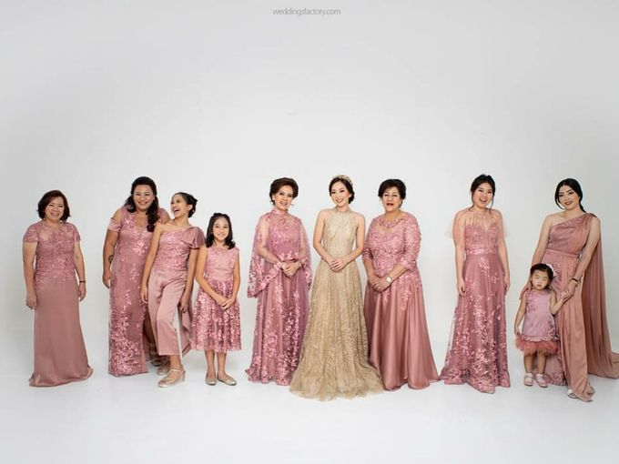 The Wedding Of Kevin & Airin by FIVE Seasons WO - 001