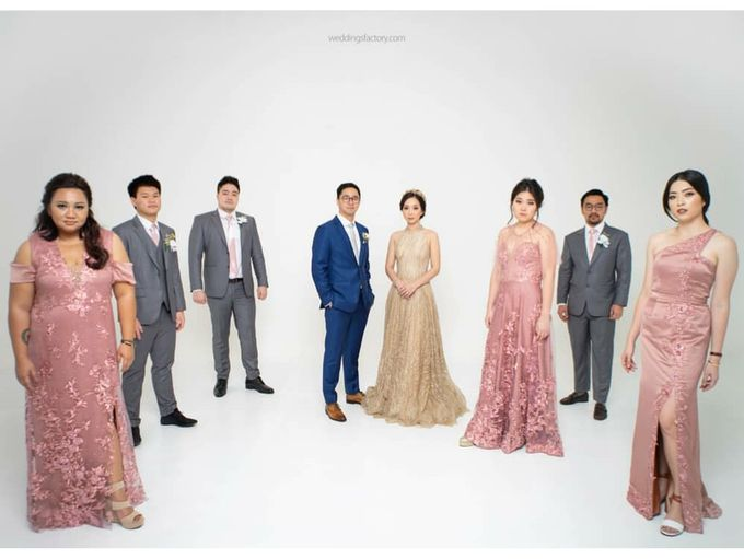 The Wedding Of Kevin & Airin by FIVE Seasons WO - 005