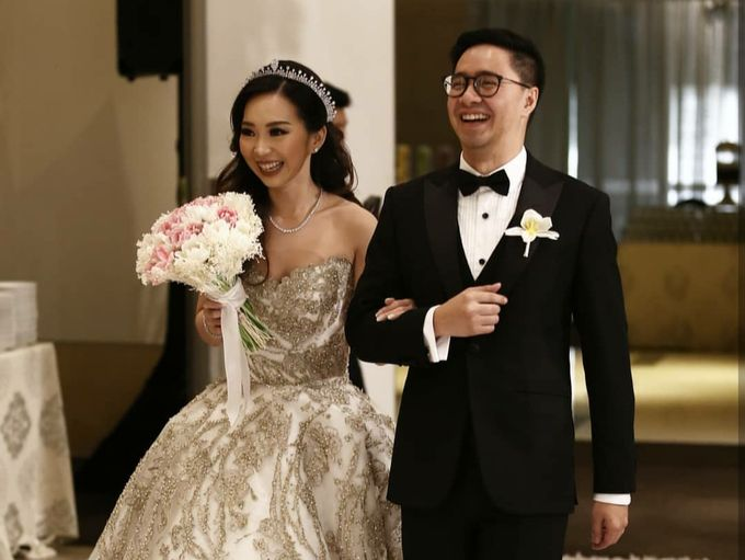 The Wedding Of Kevin & Airin by FIVE Seasons WO - 004