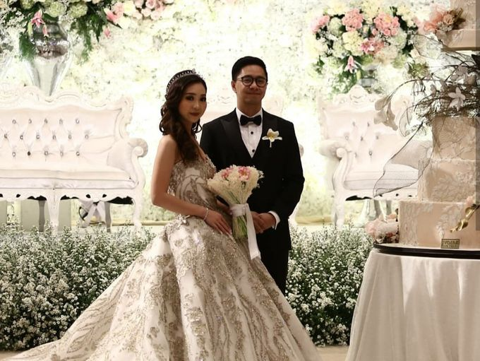 The Wedding Of Kevin & Airin by FIVE Seasons WO - 006