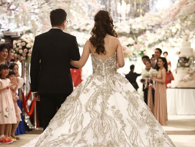 The Wedding Of Kevin & Airin by FIVE Seasons WO - 007