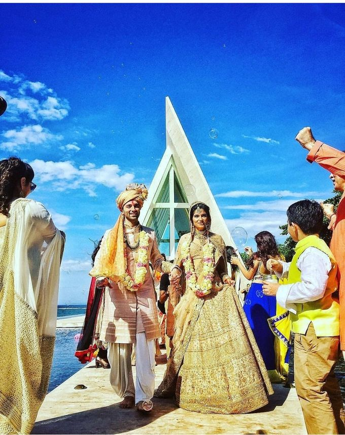 Indian Wedding by Roti Daal - Vegan & Vegetarian Indian Food - 003