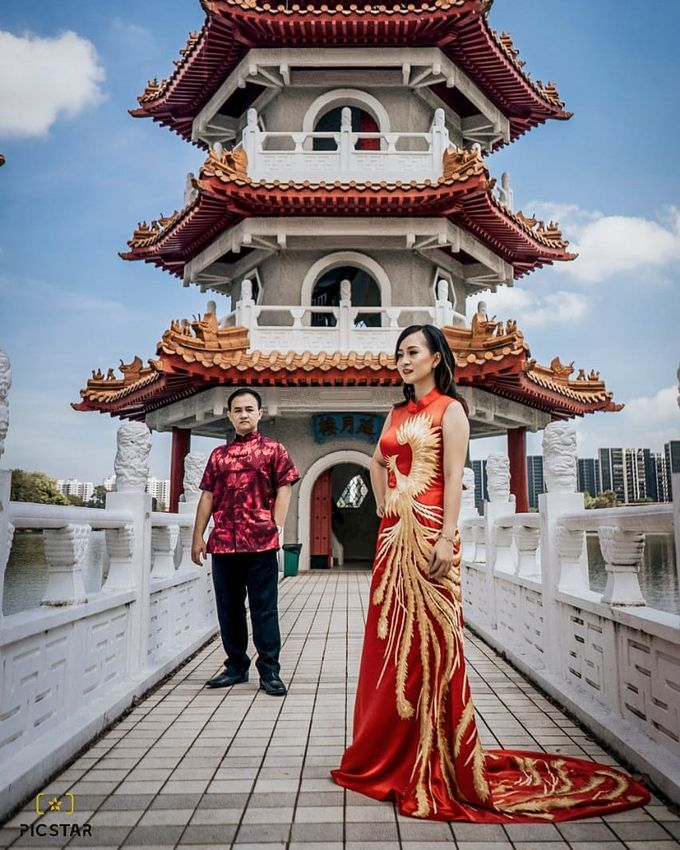 pre wedding singapore by Rosegold - 013
