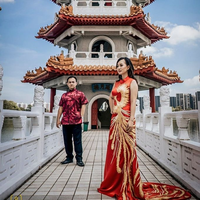 pre wedding singapore by Rosegold - 009