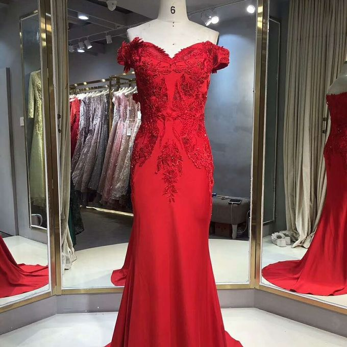 Gaun PESTA disewakan by Sewa Gaun Pesta - 029