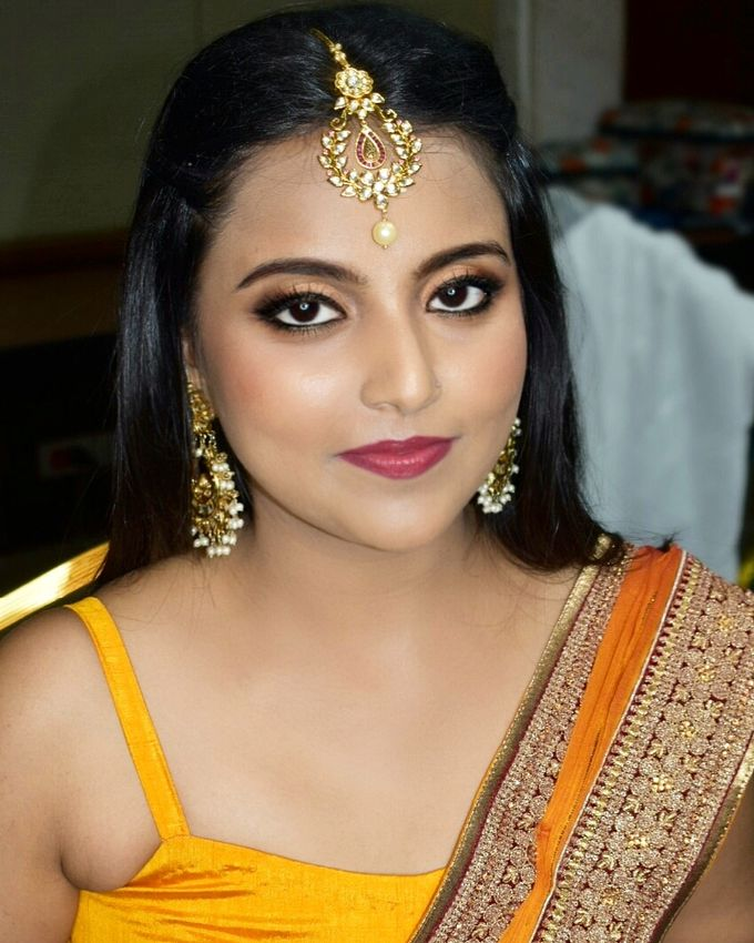 Party Makeup by Makeup by Lavina - 019