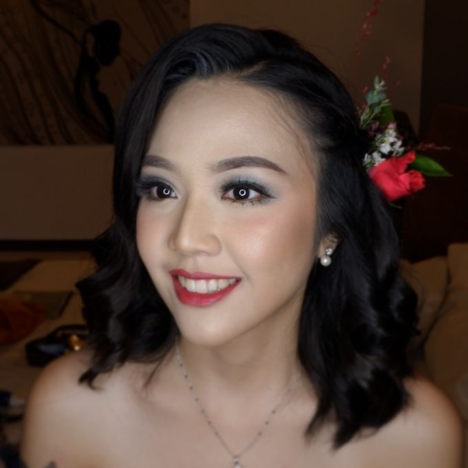 WEDDING, PREWEDDING & PARTY by CHERIS'H makeup artist - 018