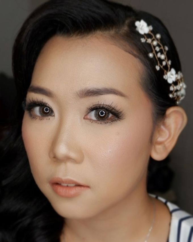 WEDDING, PREWEDDING & PARTY by CHERIS'H makeup artist - 001