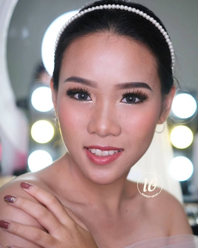 Wedding Makeup by Irma Gerungan Makeup Artist - 002