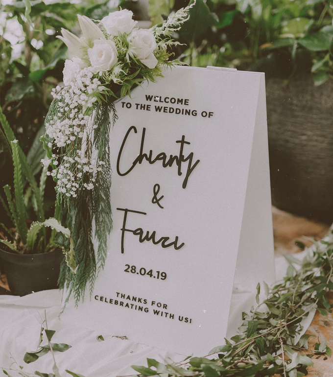 Wedding Sign by The White Dove - 011