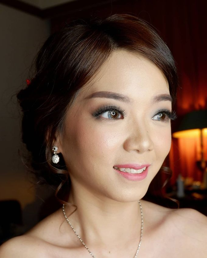 WEDDING, PREWEDDING & PARTY by CHERIS'H makeup artist - 003