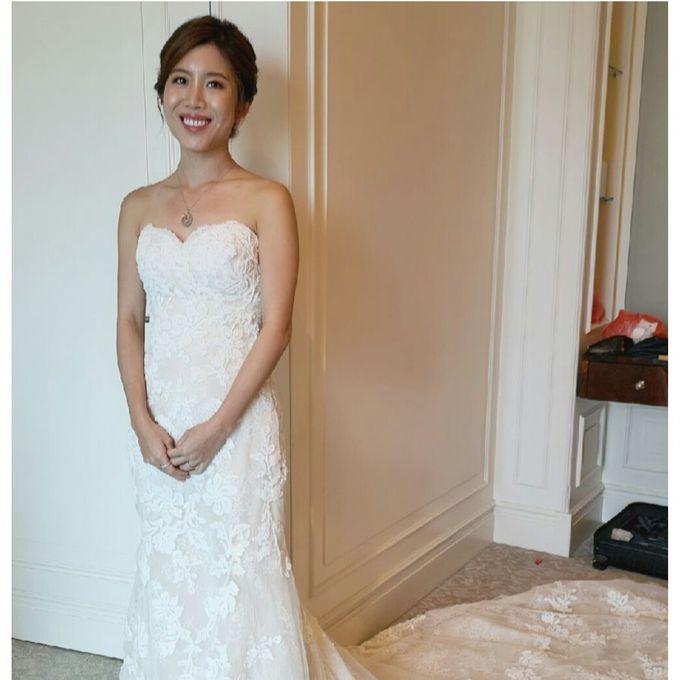 Bride XinYi ❤️ by Shino Makeup & Hairstyling - 006