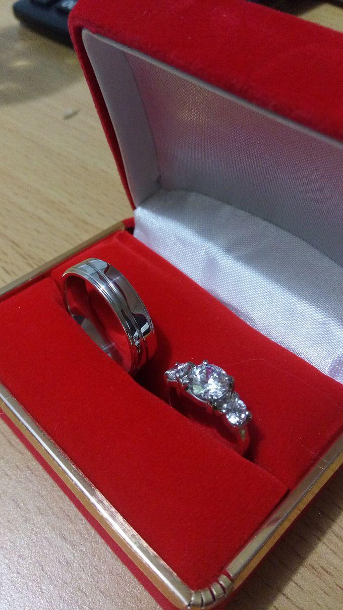 Cincin Kawin Emas Putih Dan Palladium By Jaya Agung Jewellery Bridestory Com