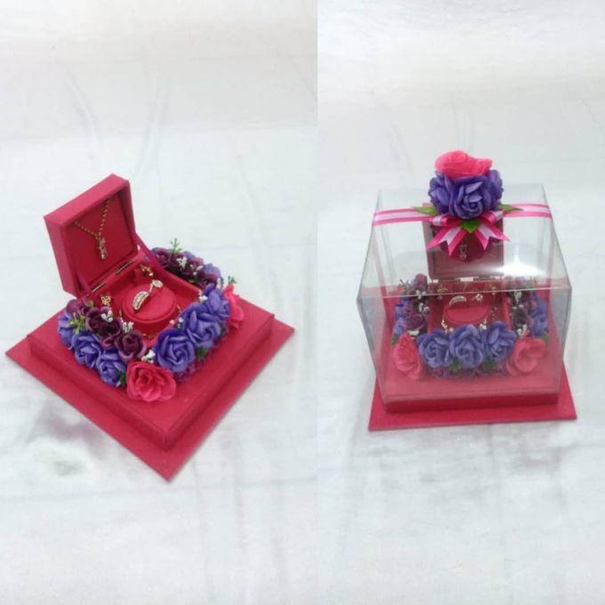Kotak Perhiasan Kecil by Rieens Box N' Craft - 002