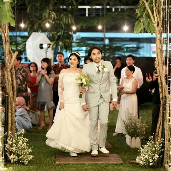 Real wedding 6 by D BRIDE - 011