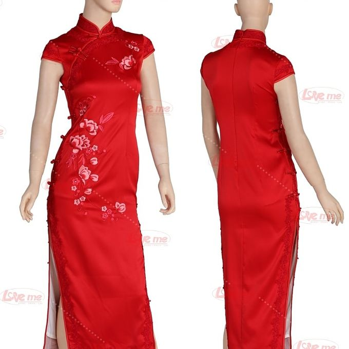 Cheong Sam Disewakan & Dijual by Sewa Gaun Pesta - 004