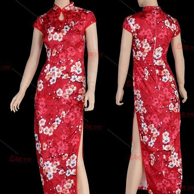 Cheong Sam Disewakan & Dijual by Sewa Gaun Pesta - 002