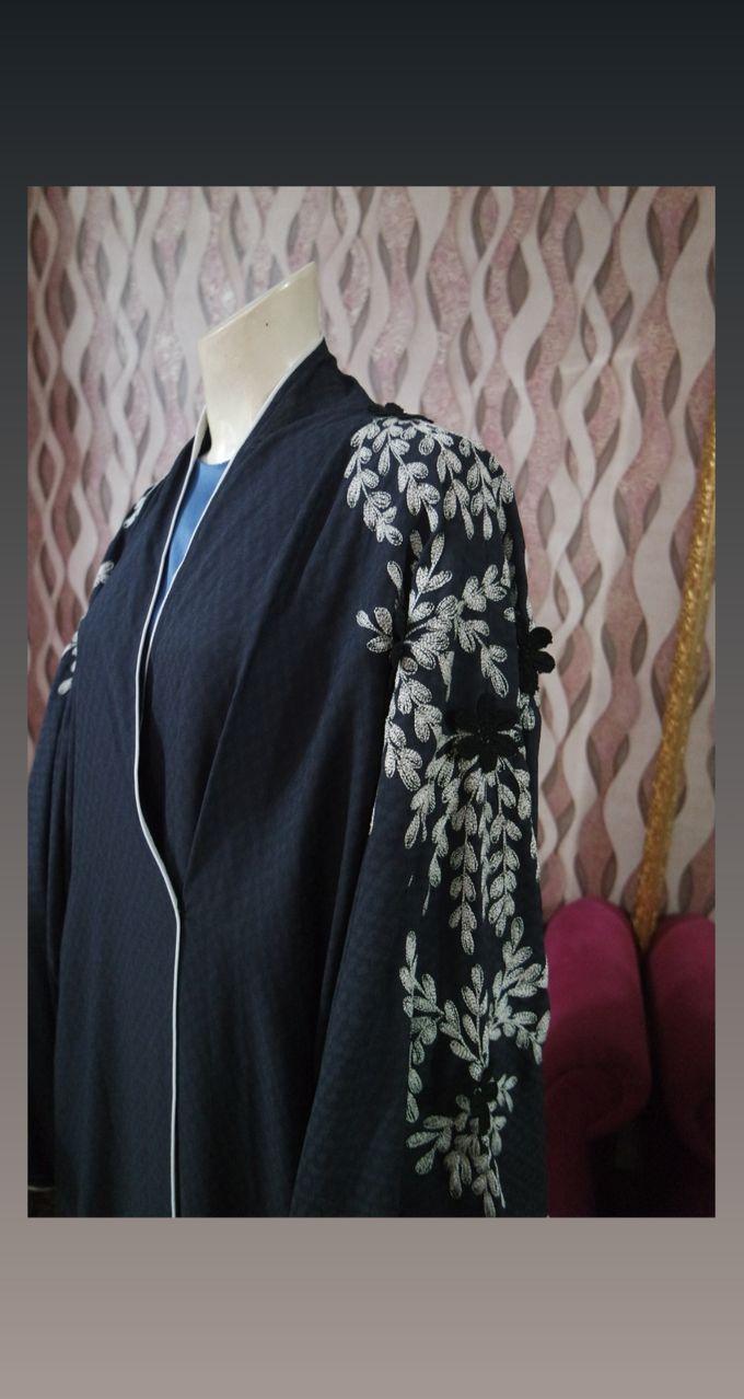 Gown Muslim by Leny Rafael Bride - 007