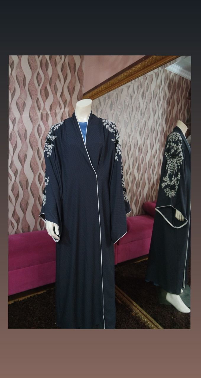 Gown Muslim by Leny Rafael Bride - 010