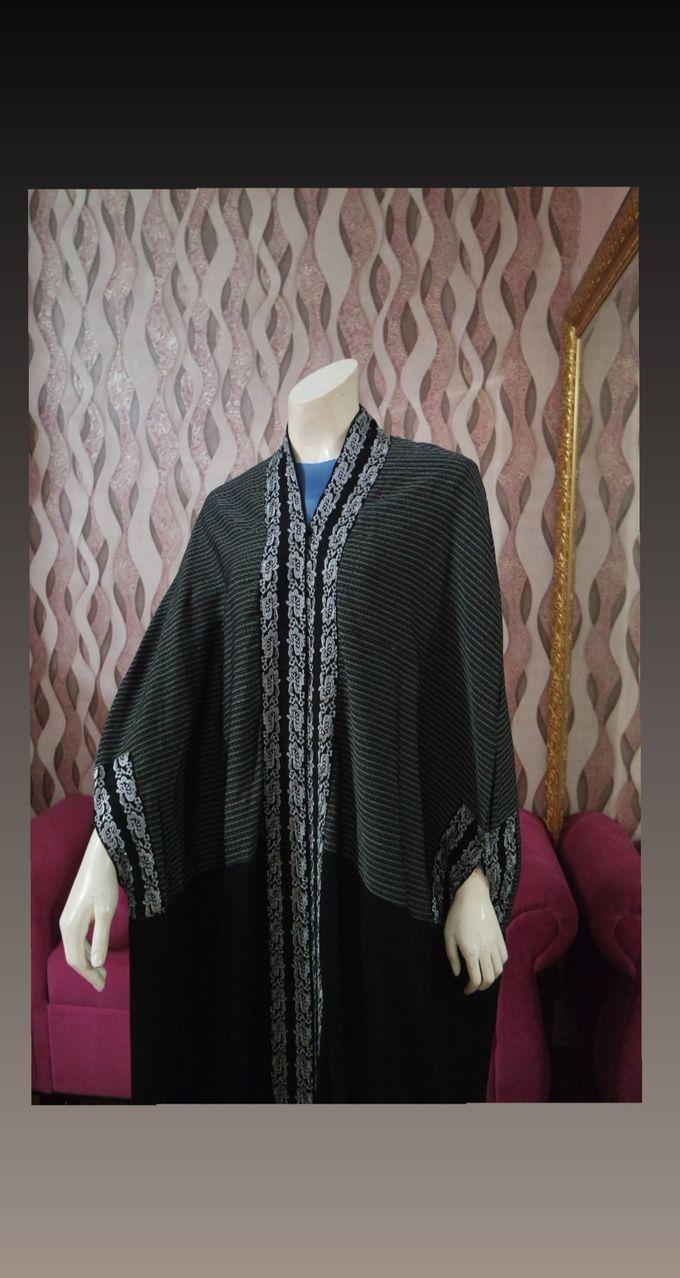 Gown Muslim by Leny Rafael Bride - 011