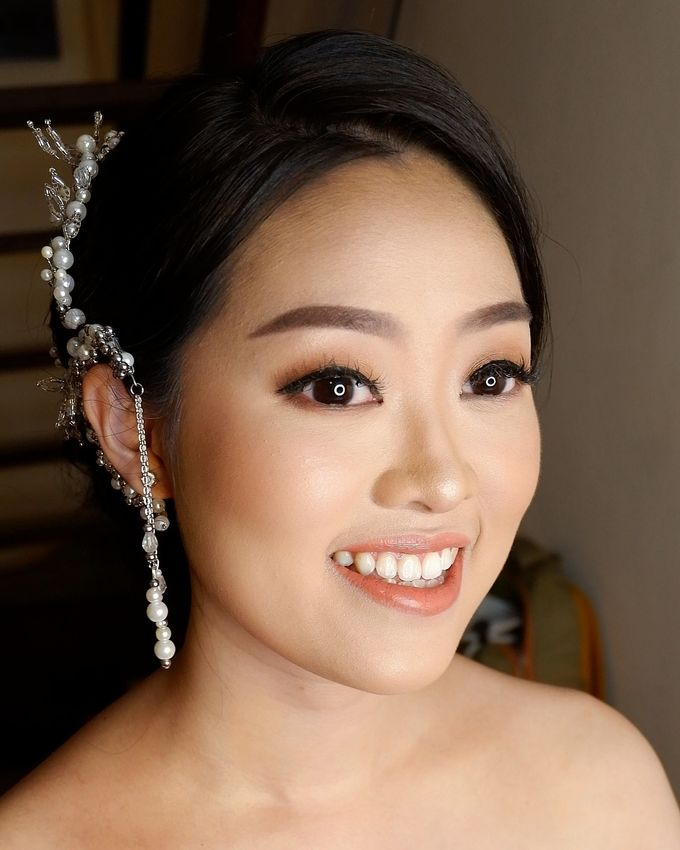 WEDDING, PREWEDDING & PARTY by CHERIS'H makeup artist - 006