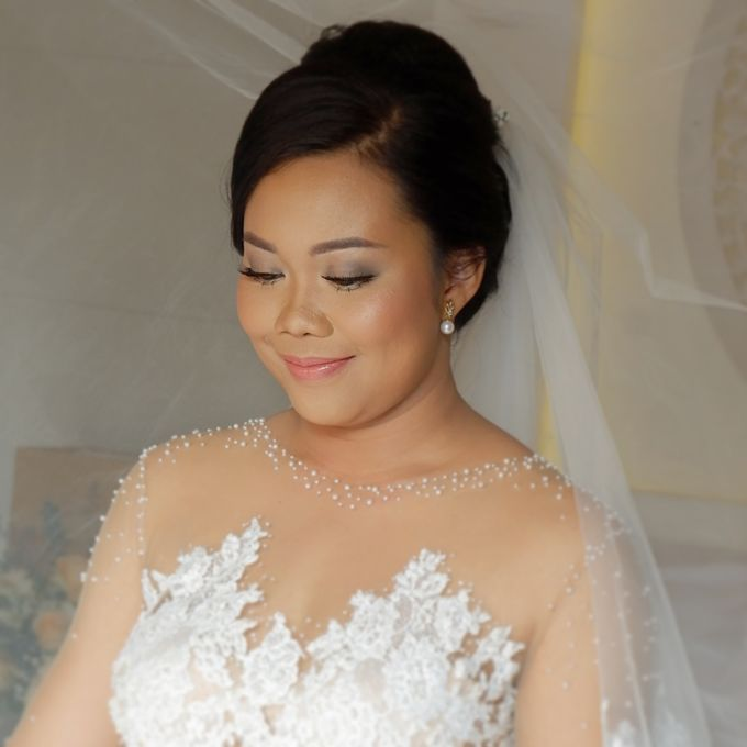 WEDDING, PREWEDDING & PARTY by CHERIS'H makeup artist - 027
