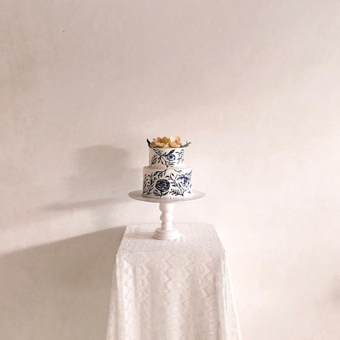 Blue China by Ame Cakery - 001