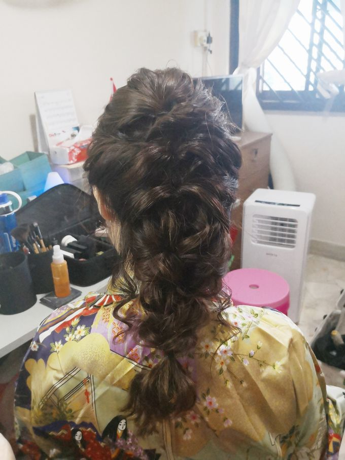 Church Wedding by WillieHaz Hair & Beauty - 005