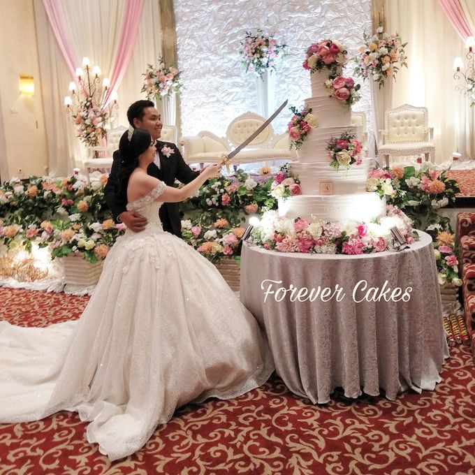 Latest Event by FOREVER CAKE - 008
