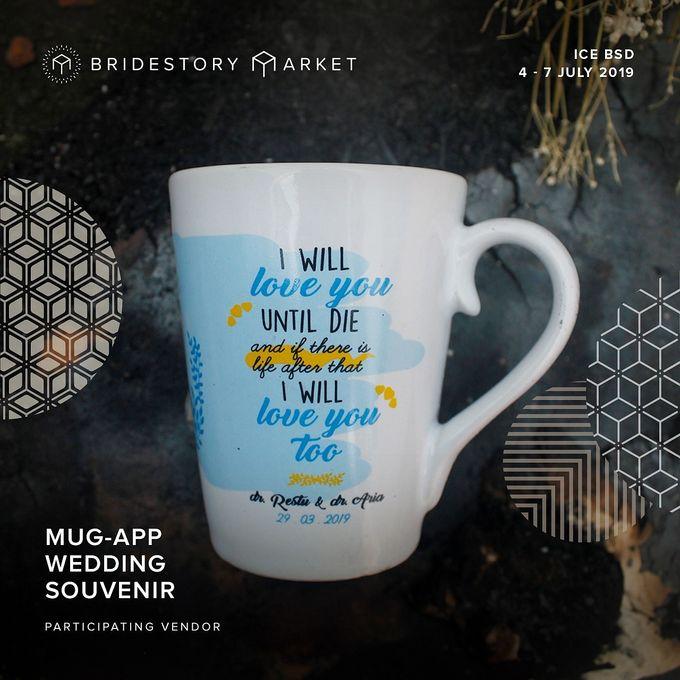 Mug V Wedding R&A by Mug-App Wedding Souvenir | Bridestory com