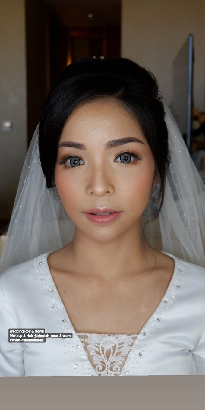 WEDDING, PREWEDDING & PARTY by CHERIS'H makeup artist - 017