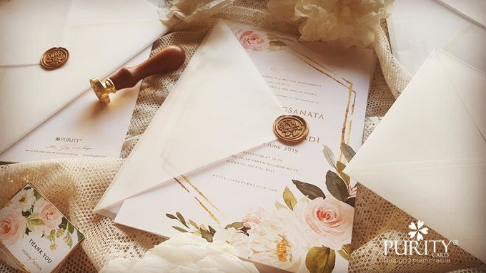 Sweet Rose Invitation by PurityCard - 003