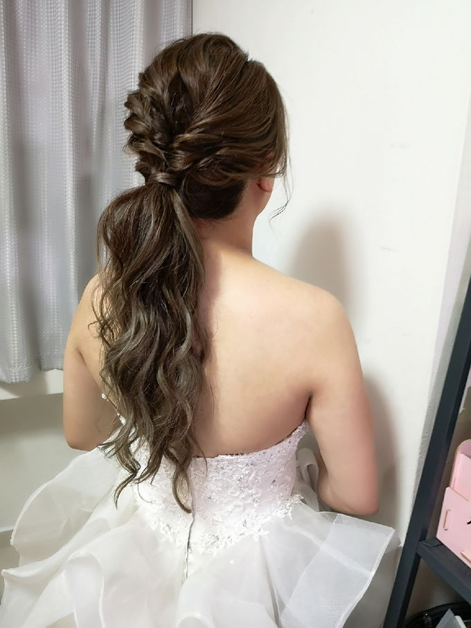 Hairdos by Shino Makeup & Hairstyling - 002