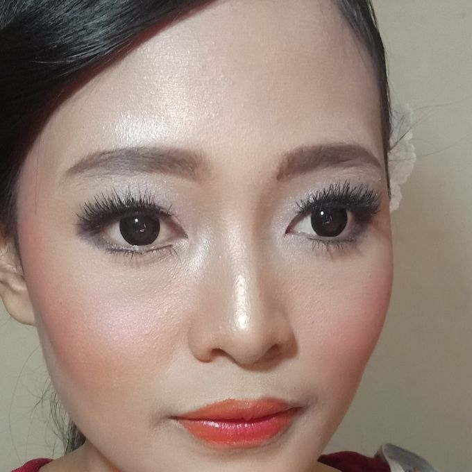 Simple Makeup Wedding By Kae Hair Makeup Bridestory Com