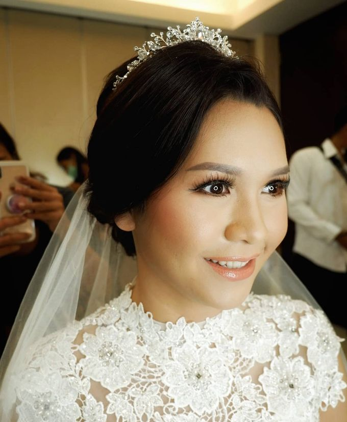 WEDDING, PREWEDDING & PARTY by CHERIS'H makeup artist - 004