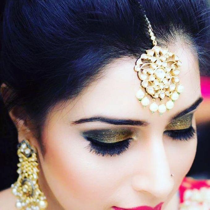 Bridal Makeup by Charites Professional Makeup - 022