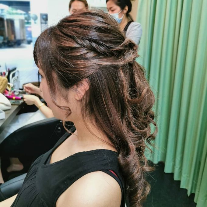 Hairstyling By Lili by Lili Makeup Specialist - 042