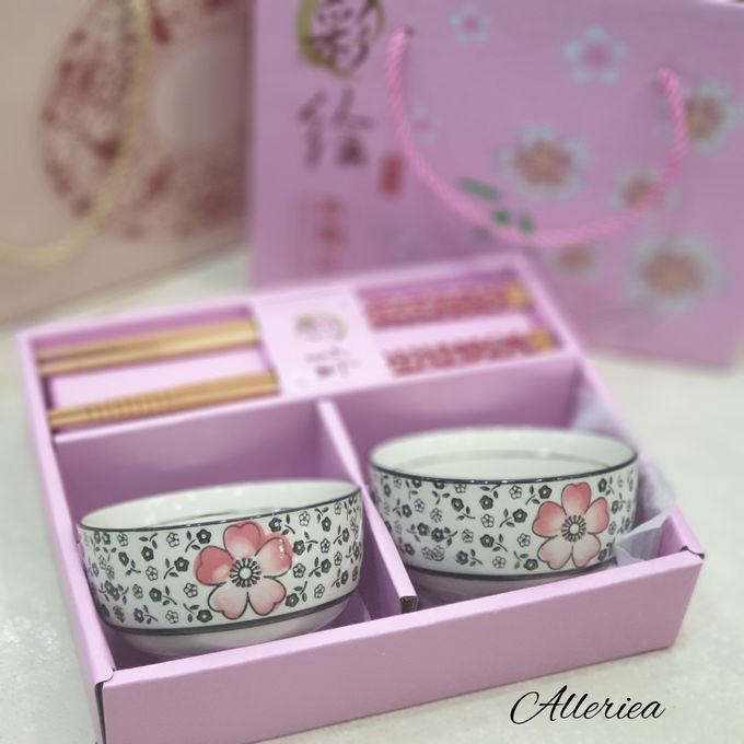 Premium Gift Set by Alleriea Wedding Gifts - 018